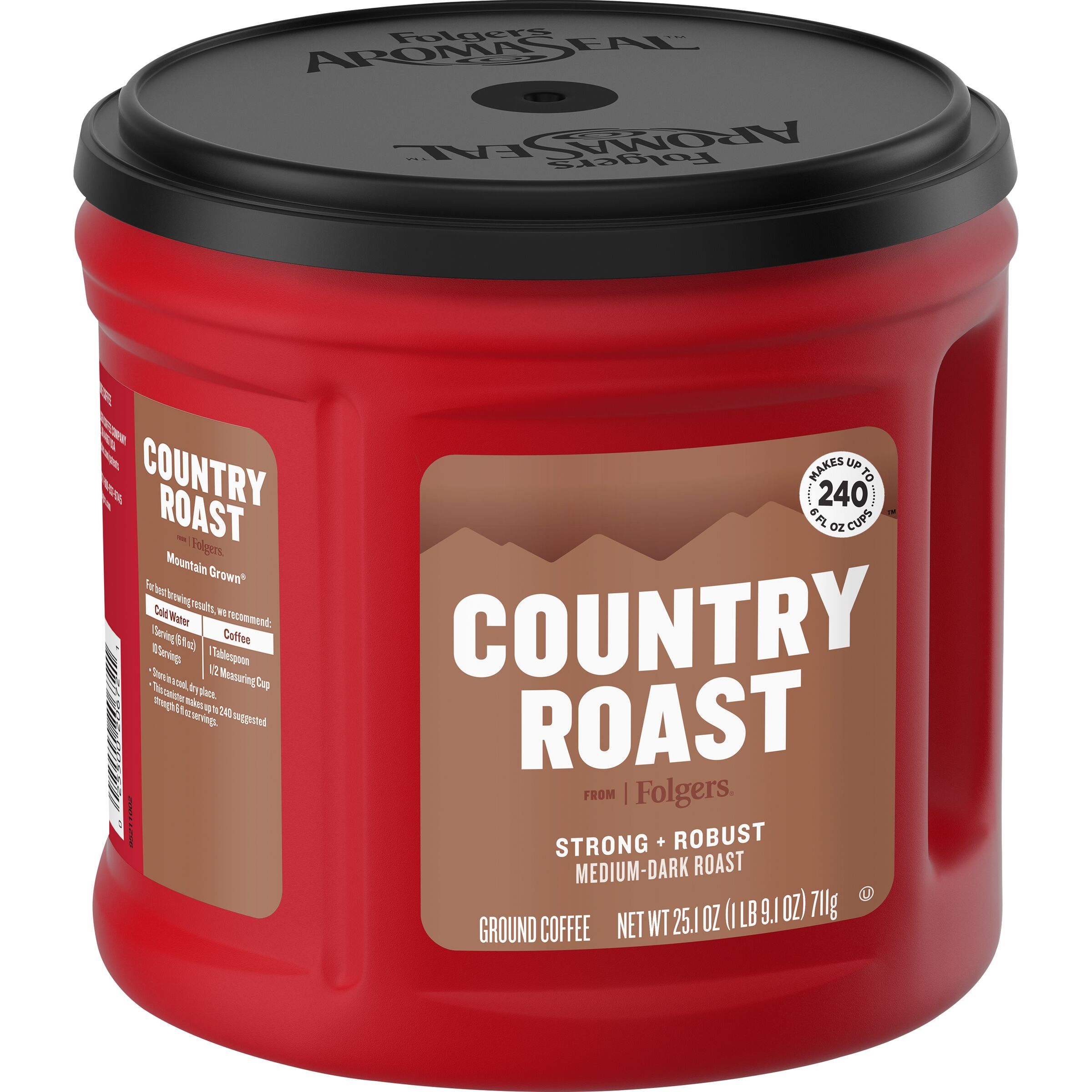 Folgers  Custom Roast