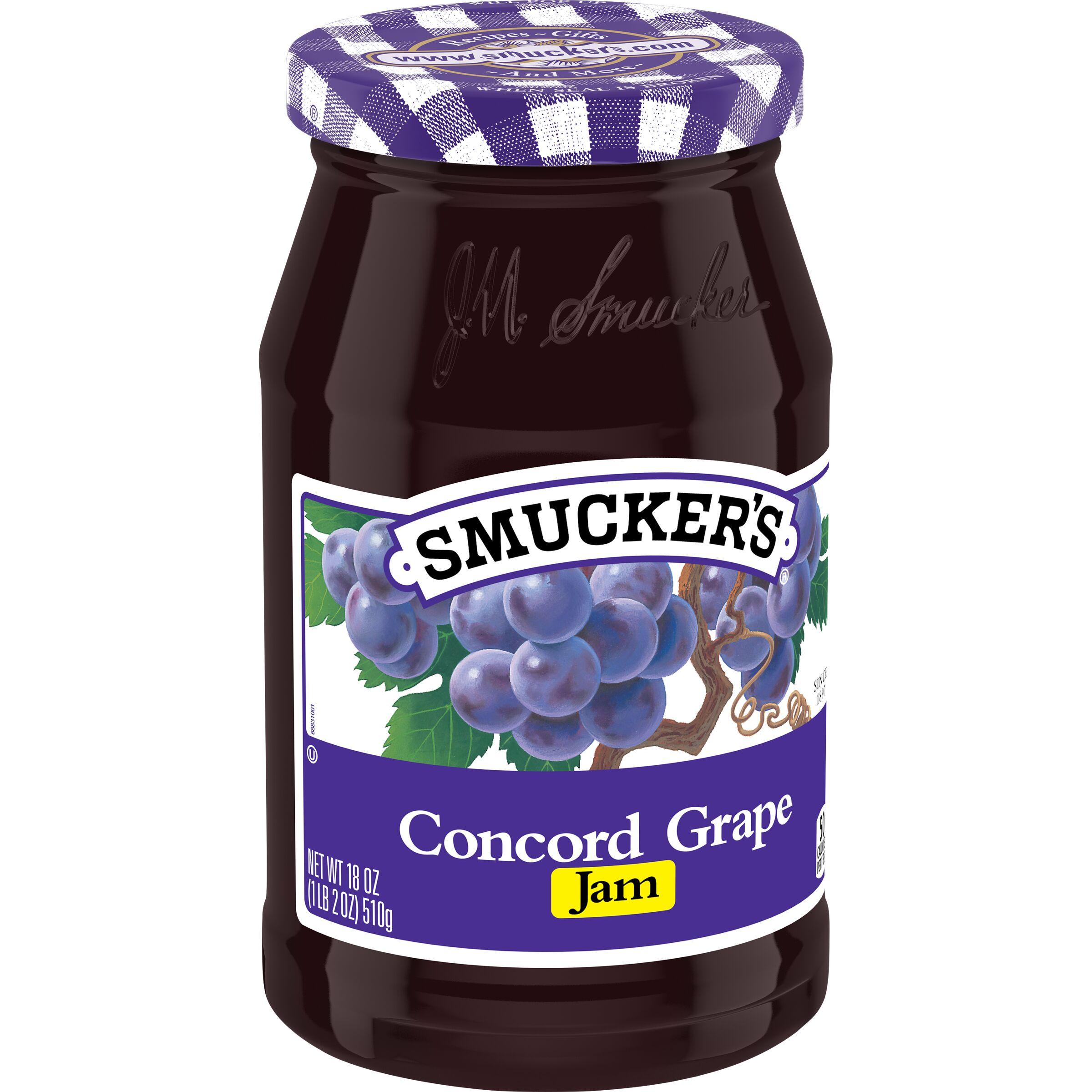 Smucker's  Concord Grape Jam