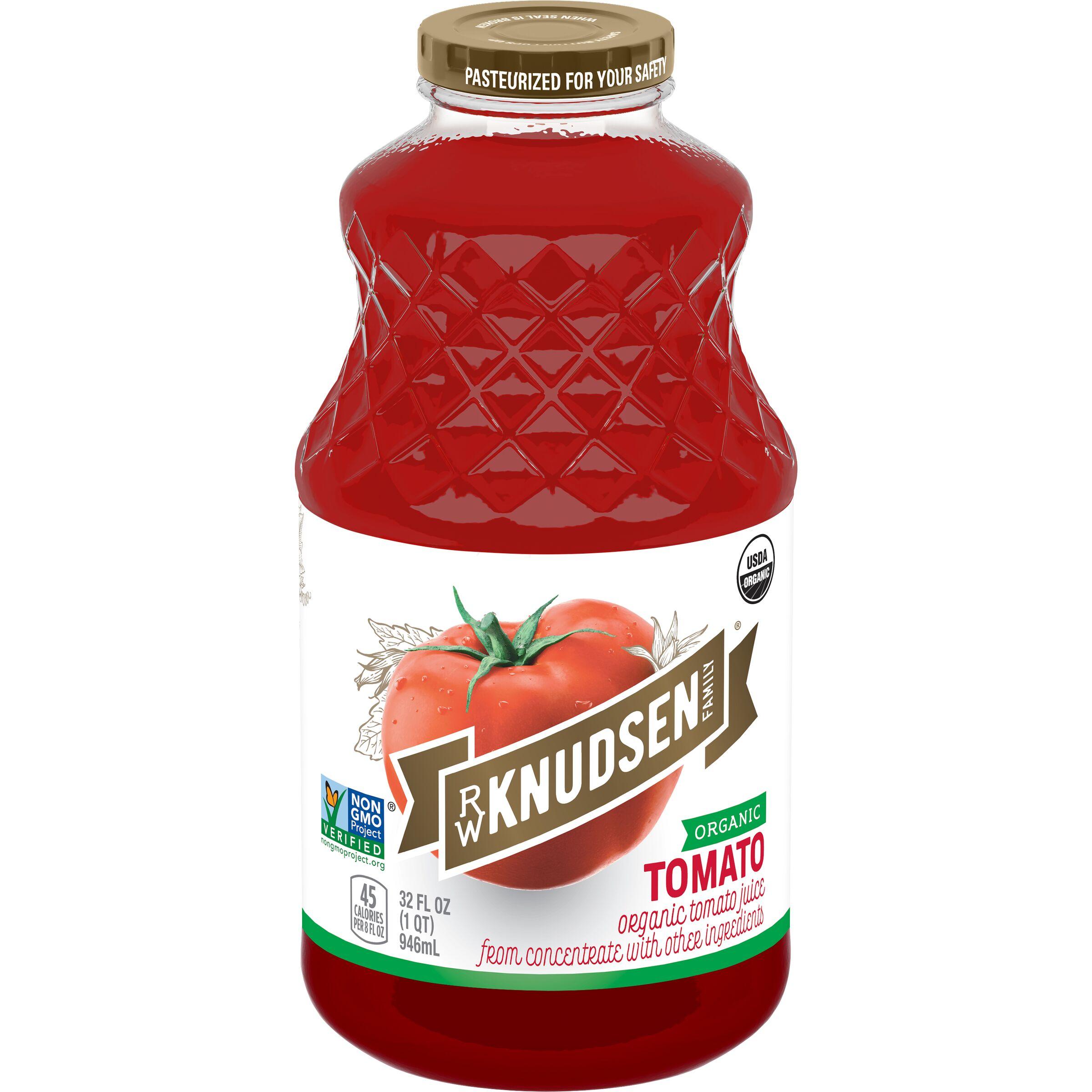 R.W. Knudsen Family  Organic Tomato Juice