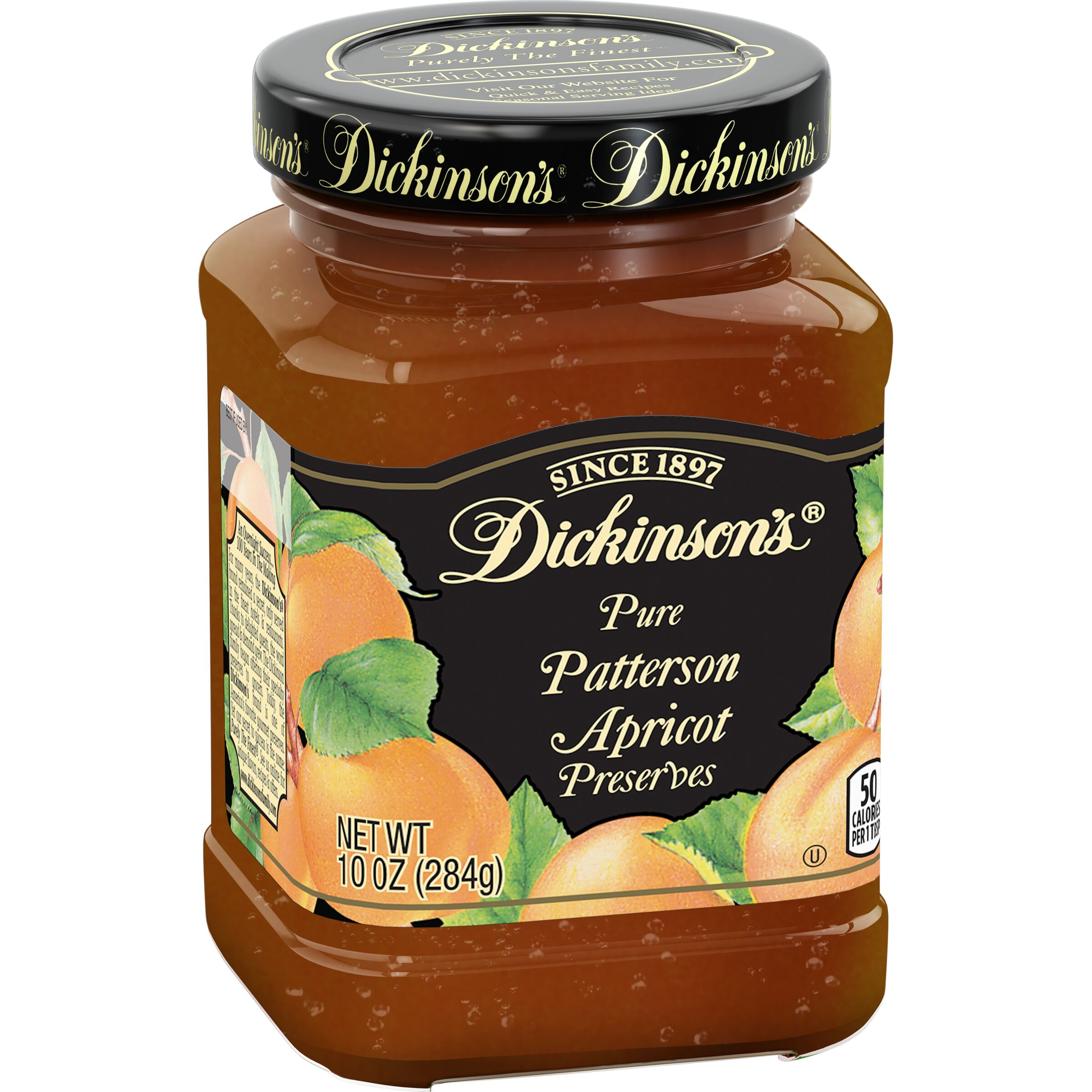 Dickinson's  Patterson Apricot Preserves