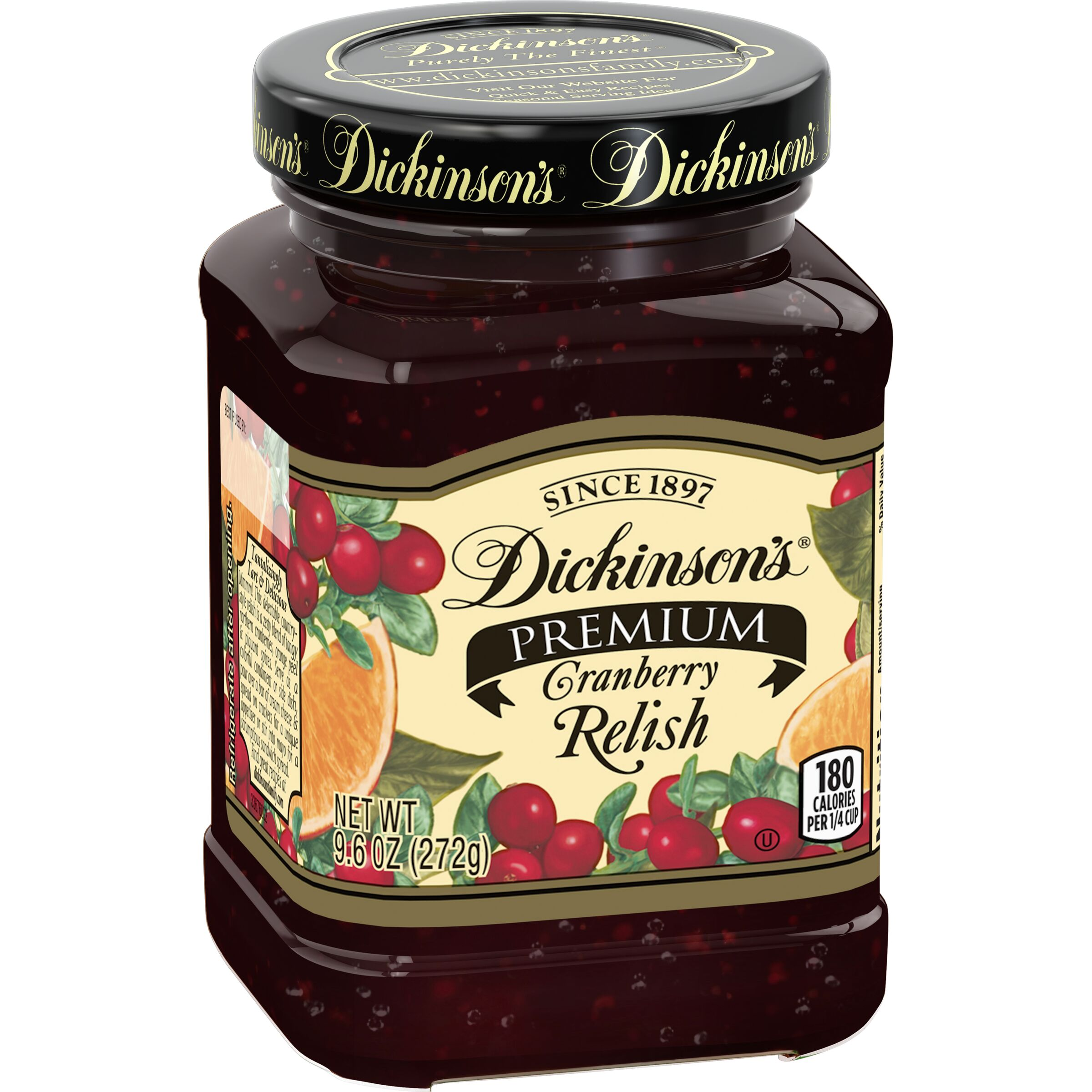 Dickinson's  Cranberry Relish