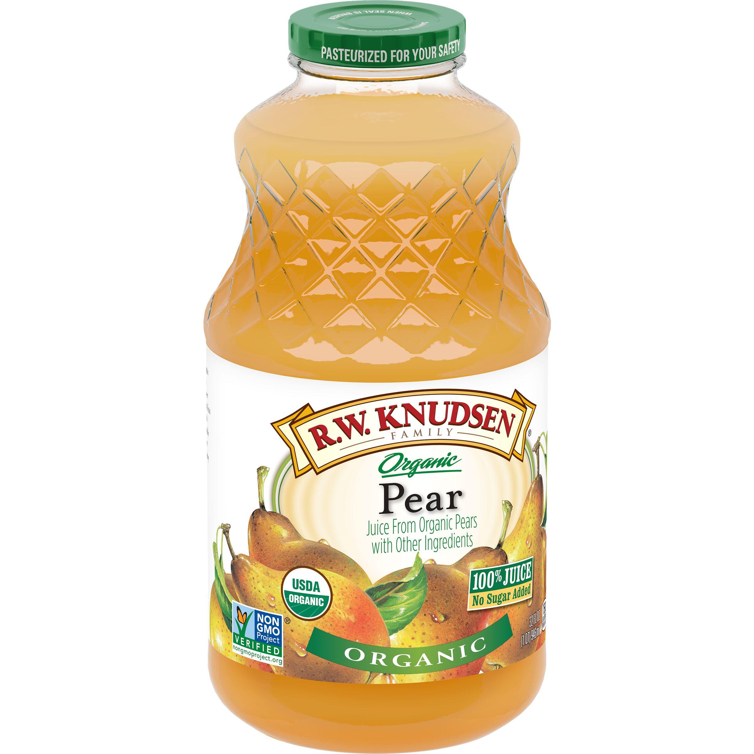 R.W. Knudsen Family  Organic Pear Juice