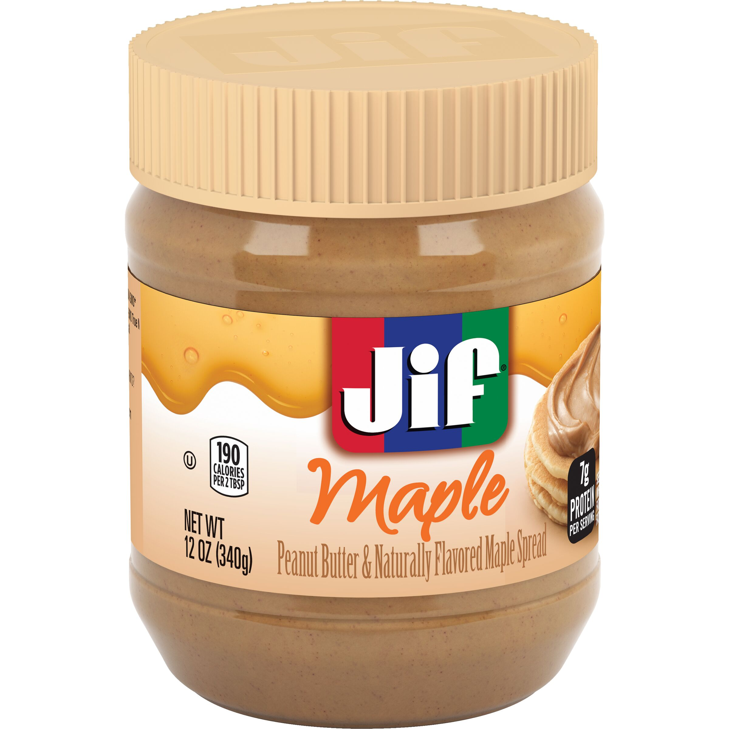 Jif  Maple Peanut Butter Spread