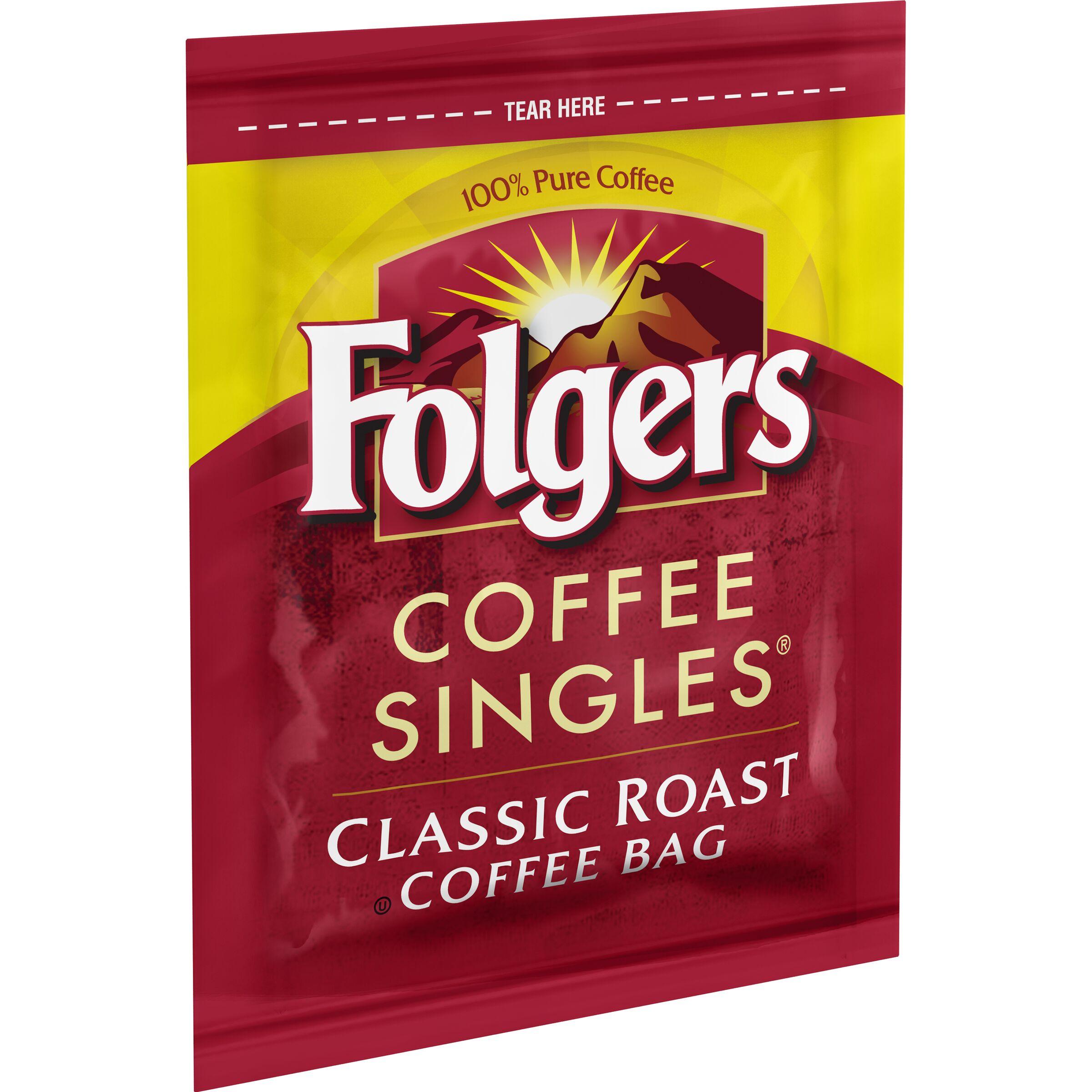 Folgers  Classic Roast® Coffee Singles