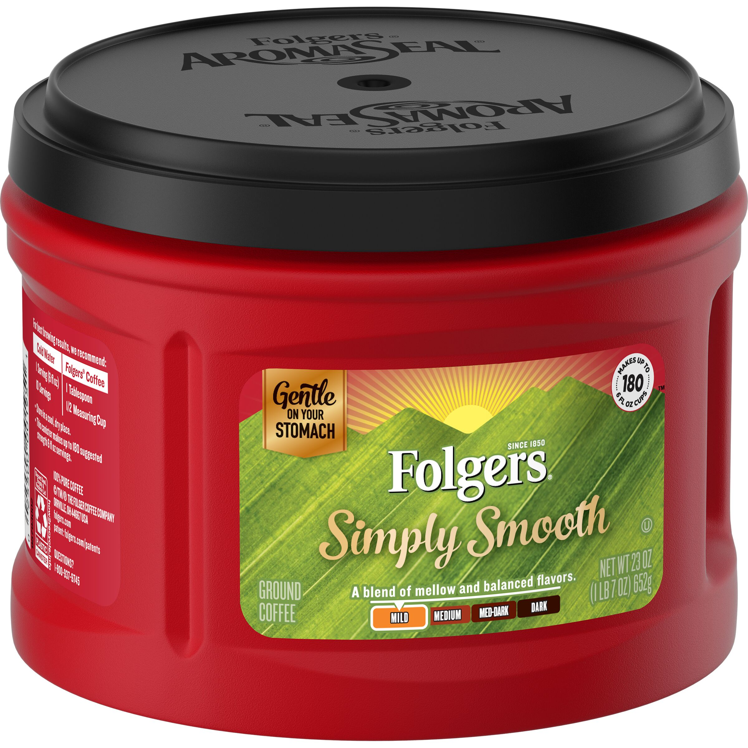 Folgers  Simply Smooth® Coffee