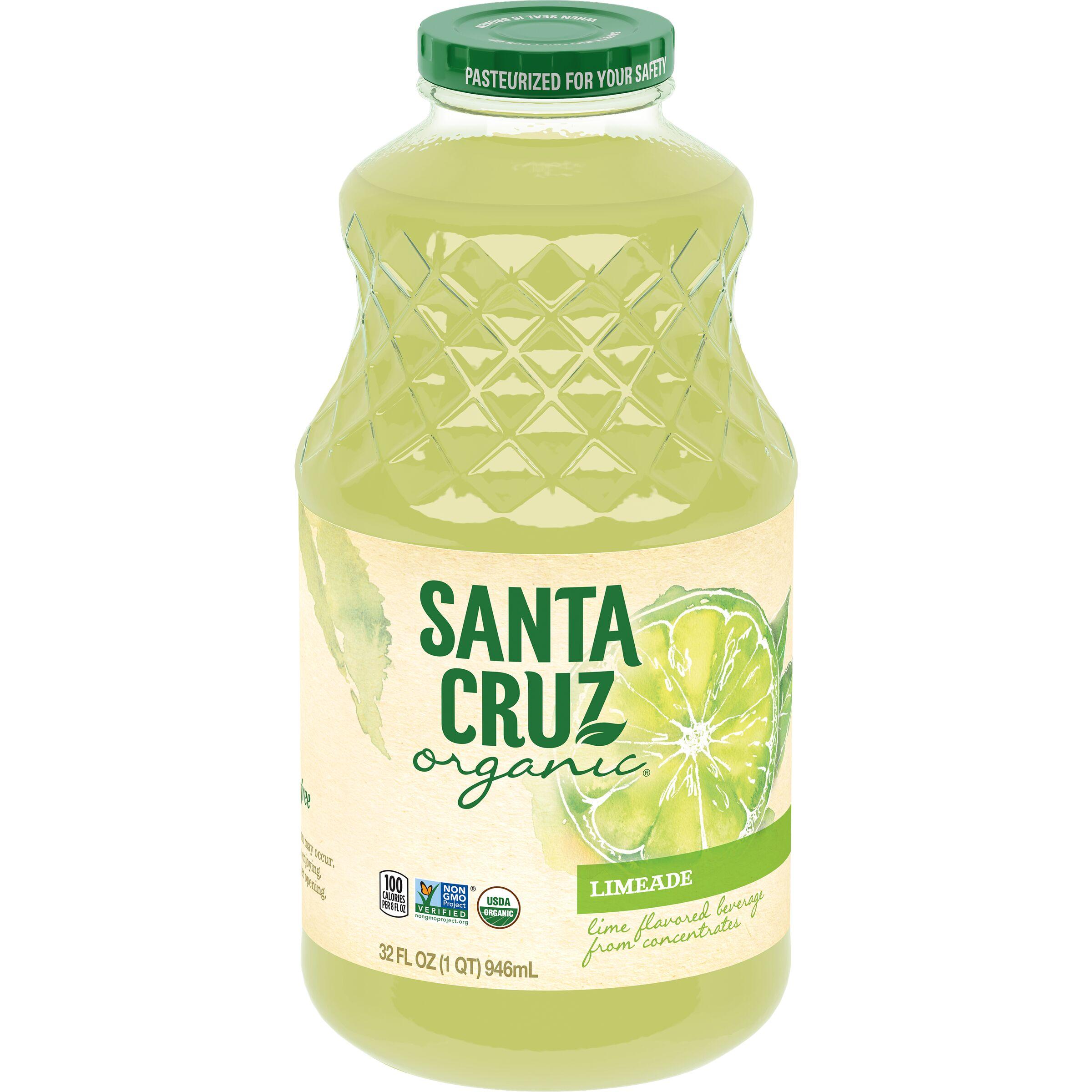Santa Cruz Organic  Limeade