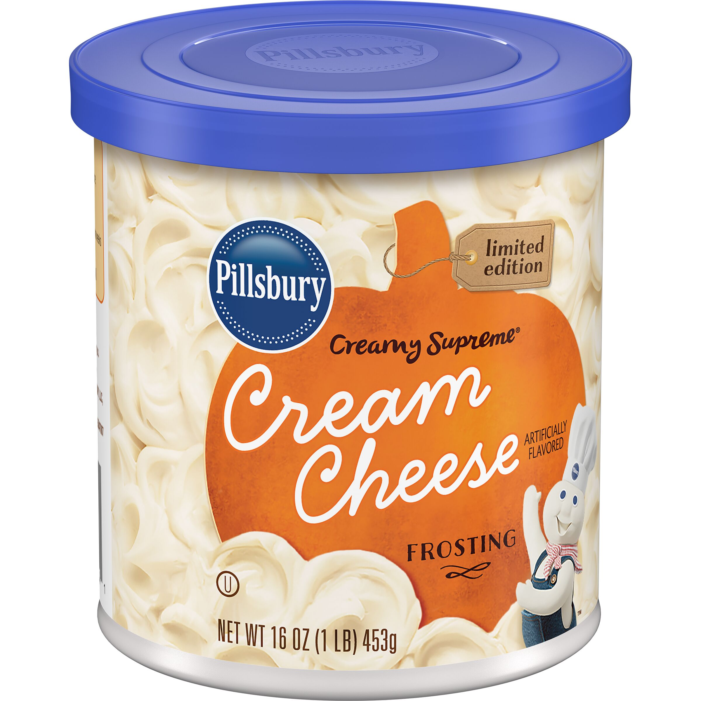 Pillsbury  Creamy Supreme® Cream Cheese Flavored Frosting