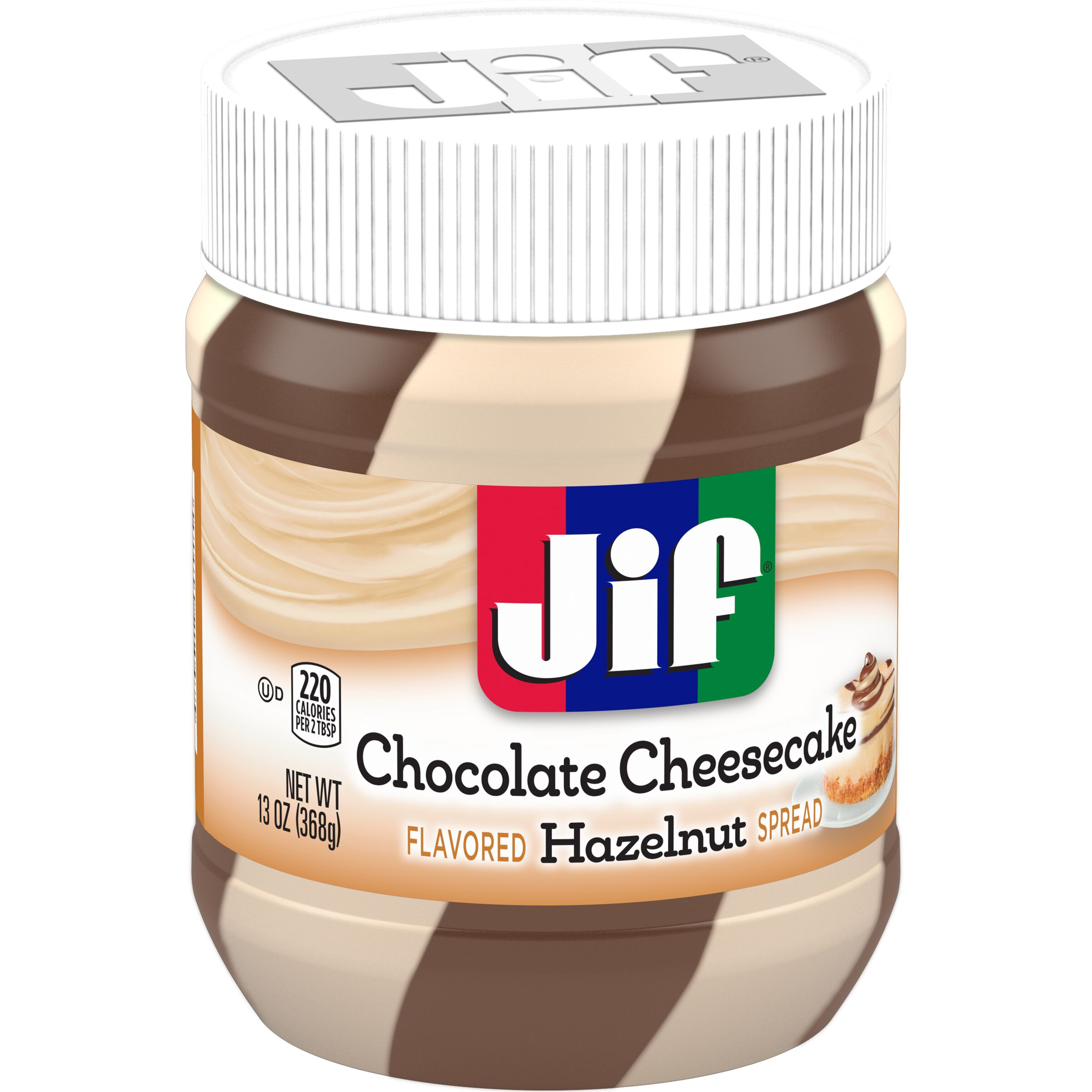 Jif  Chocolate Cheesecake Flavored Hazelnut Spread