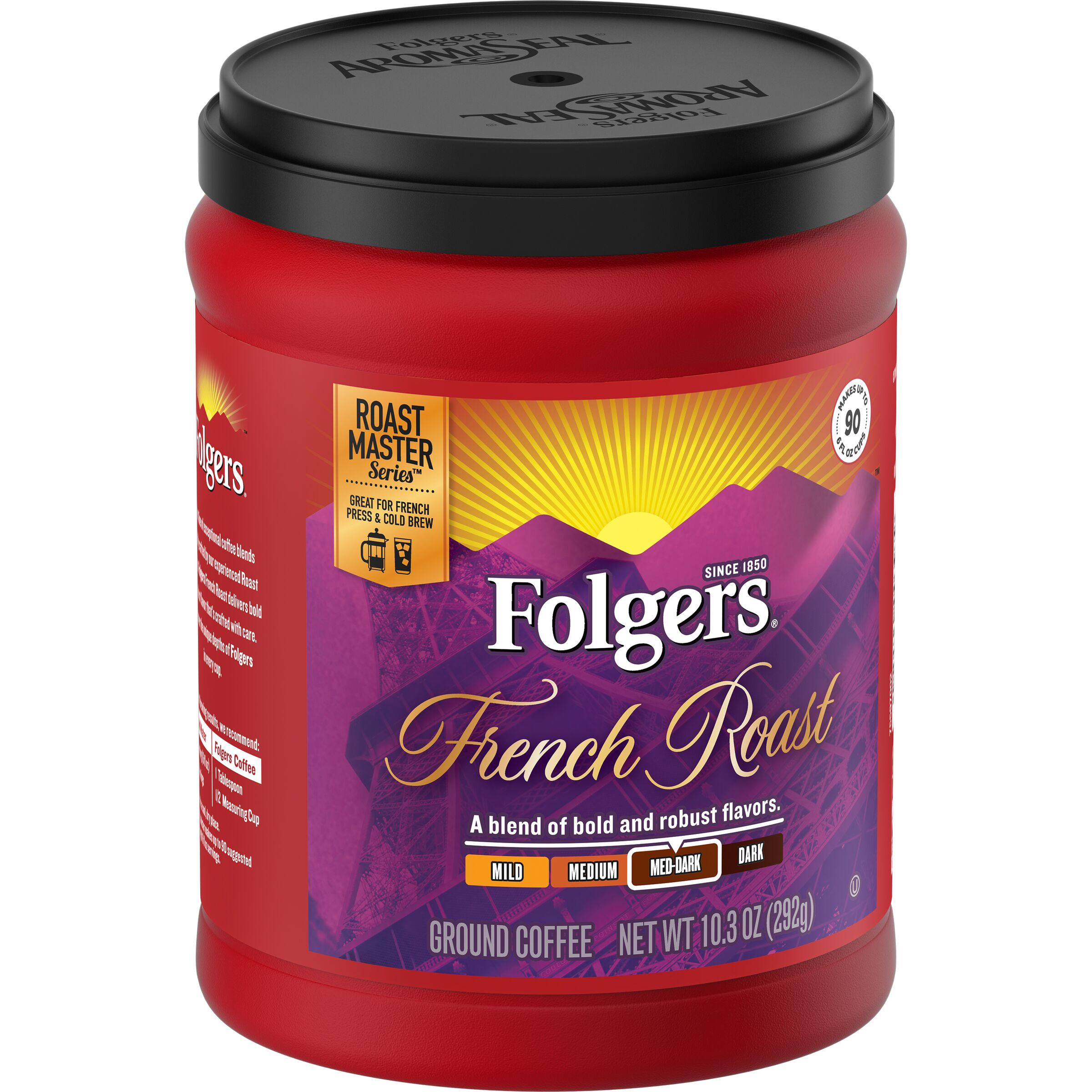 Folgers  French Roast Coffee