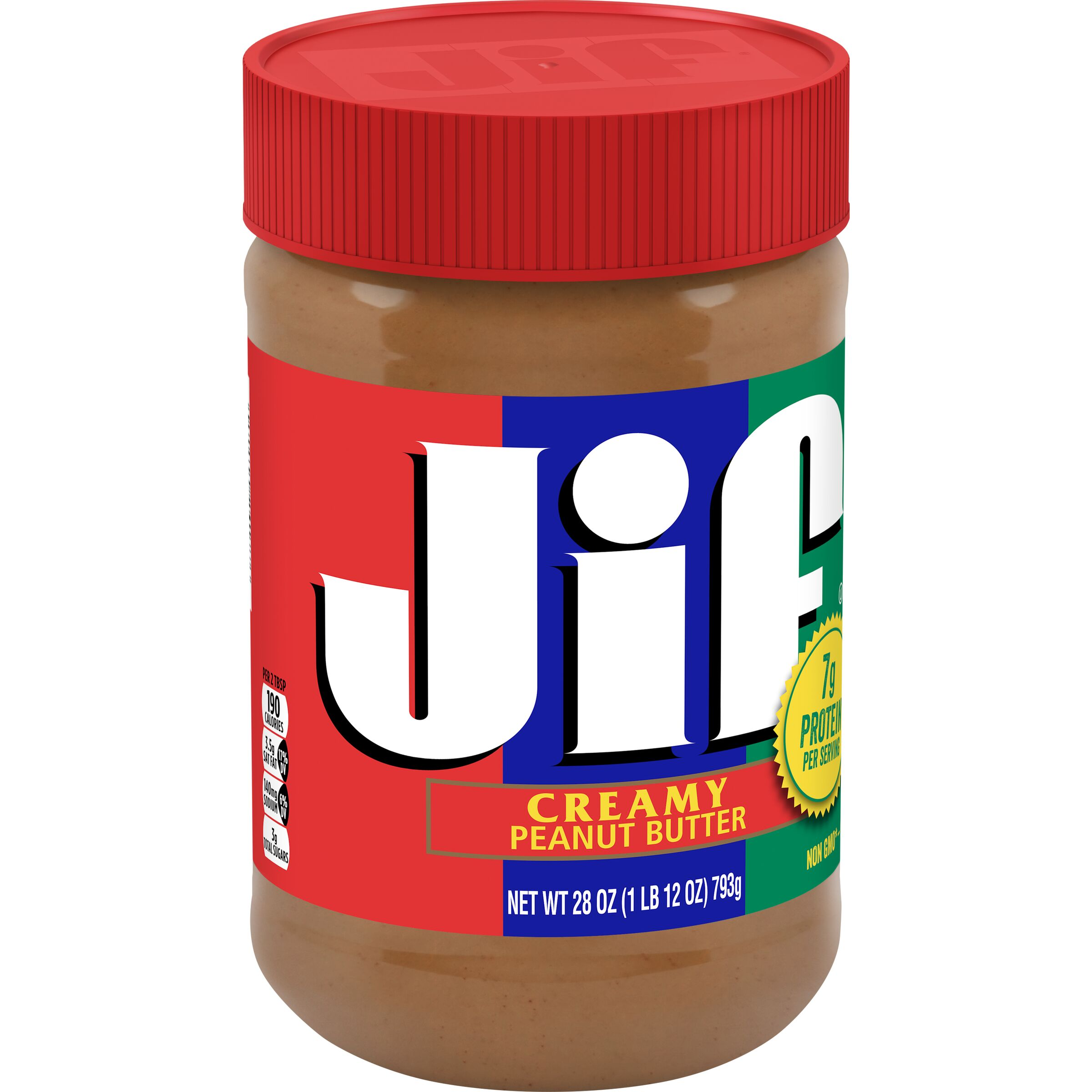 Jif<sup>®</sup>  Creamy Peanut Butter