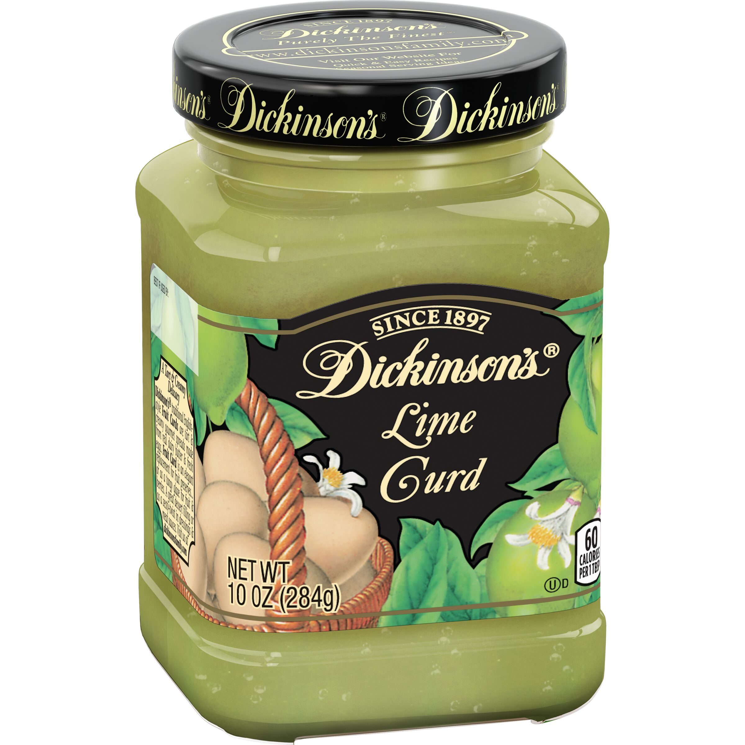 Dickinson's  Lime Curd