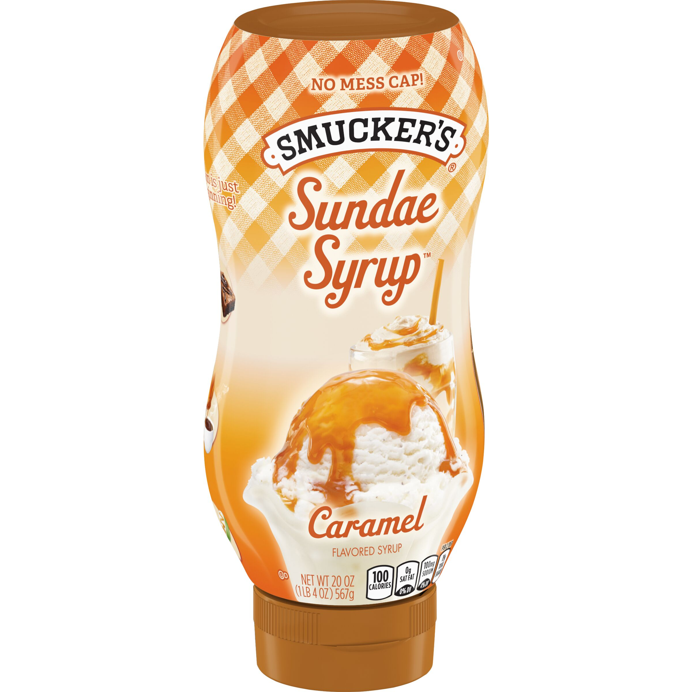 Smucker's<sup>®</sup> Sundae Syrup - Caramel
