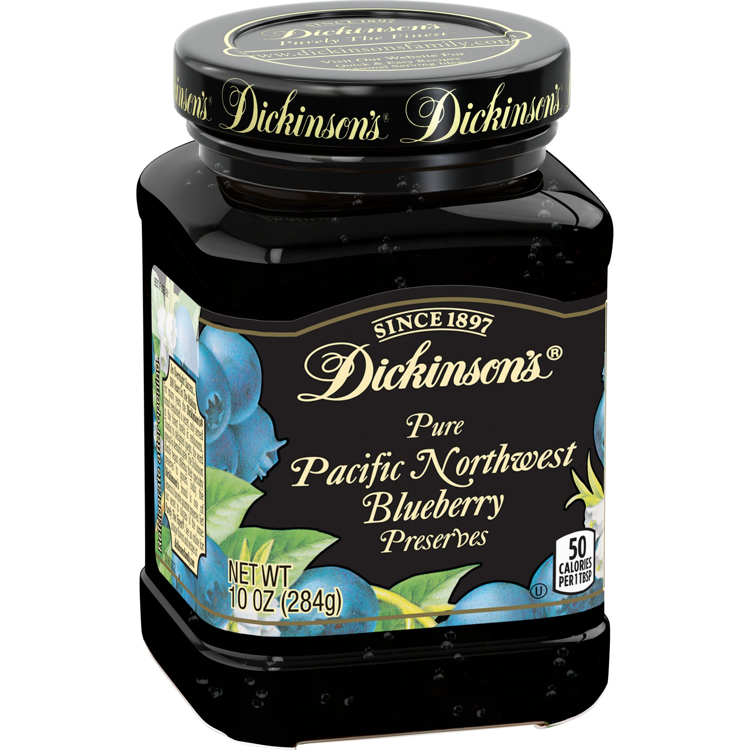 Dickinson's<sup>®</sup>  Pacific Northwest Blueberry Preserves