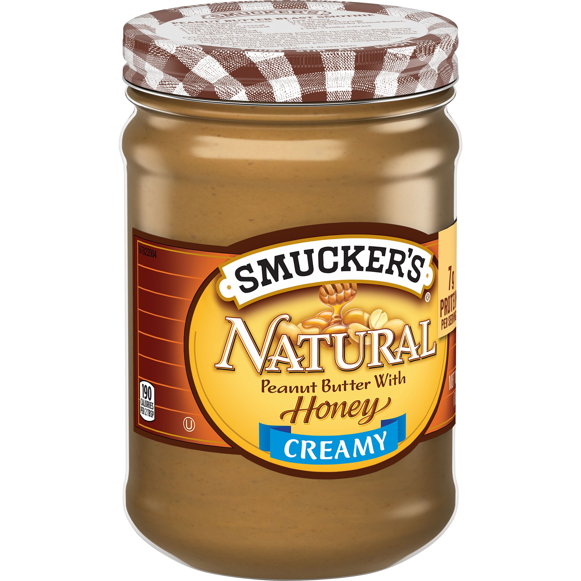 Smucker's  Natural Peanut Butter with Honey