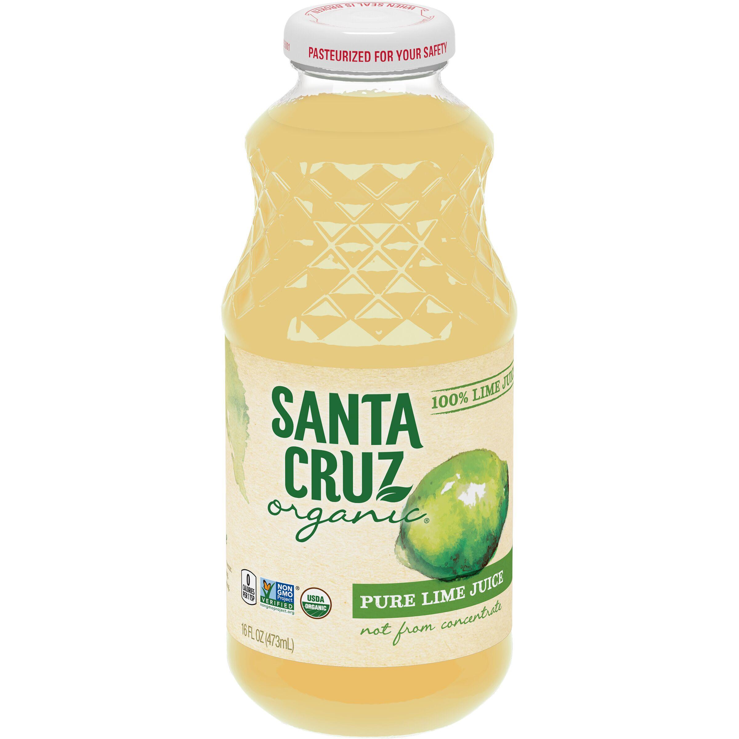 Santa Cruz Organic  100% Lime Juice
