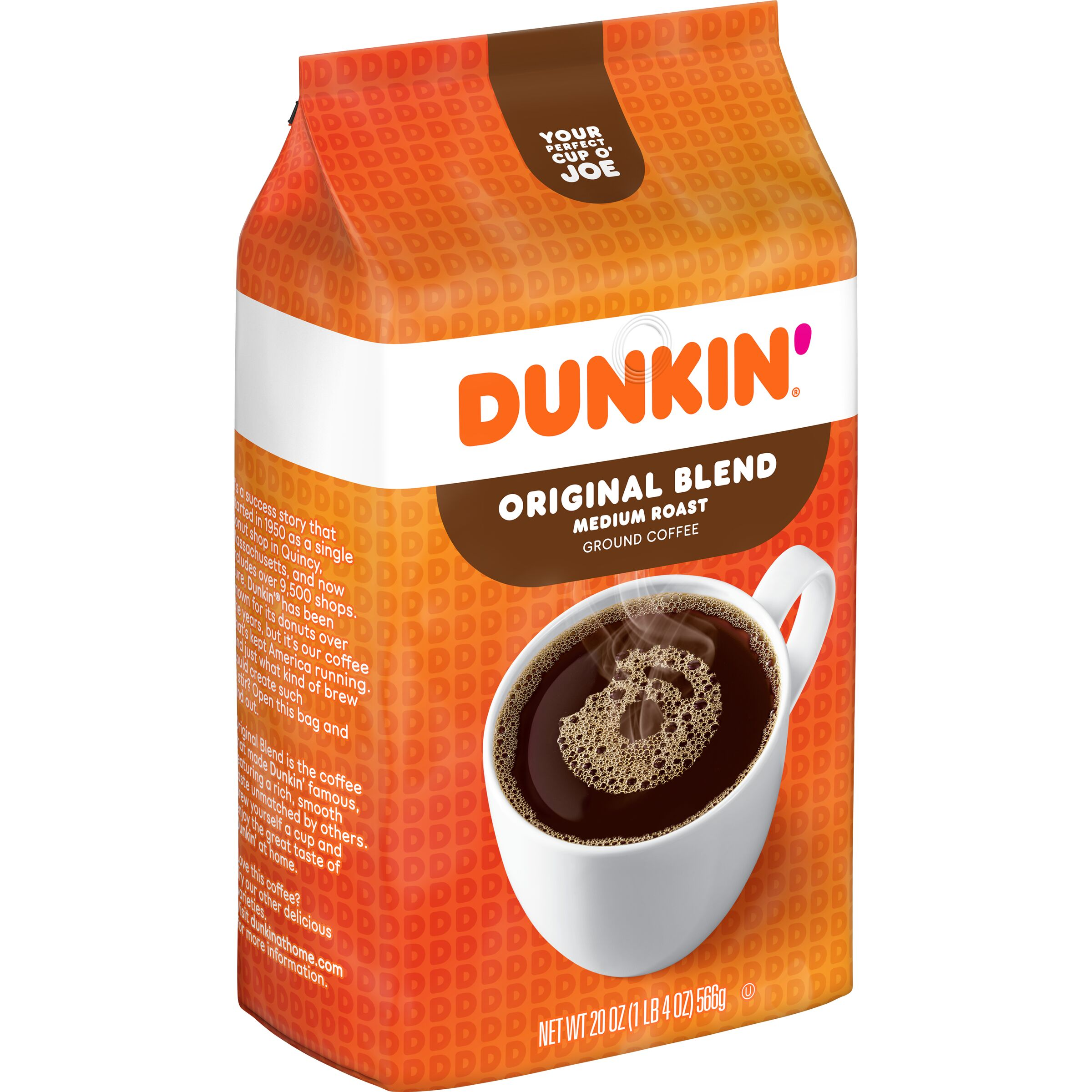 Dunkin'  Original Blend Coffee
