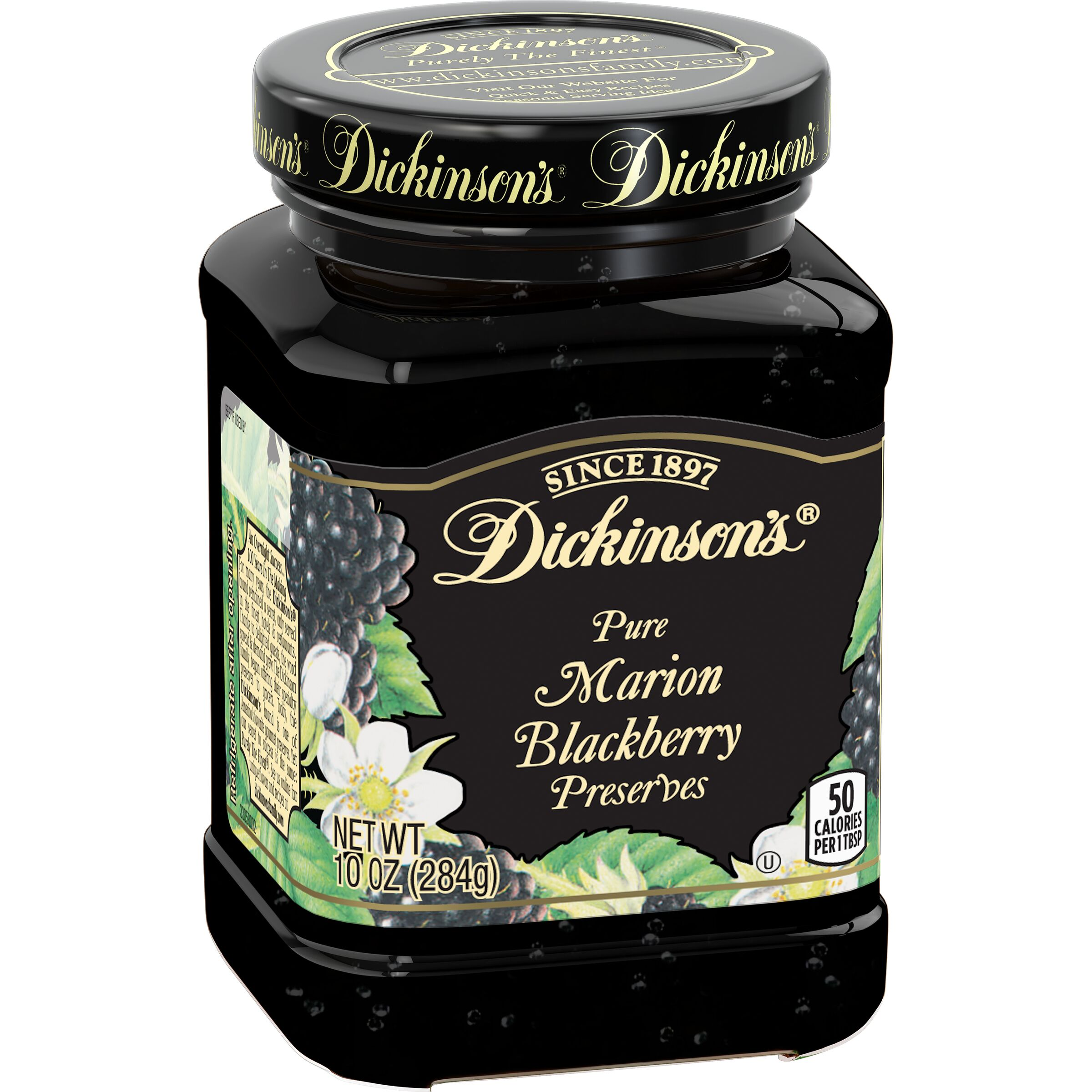 Dickinson's  Marion Blackberry Preserves