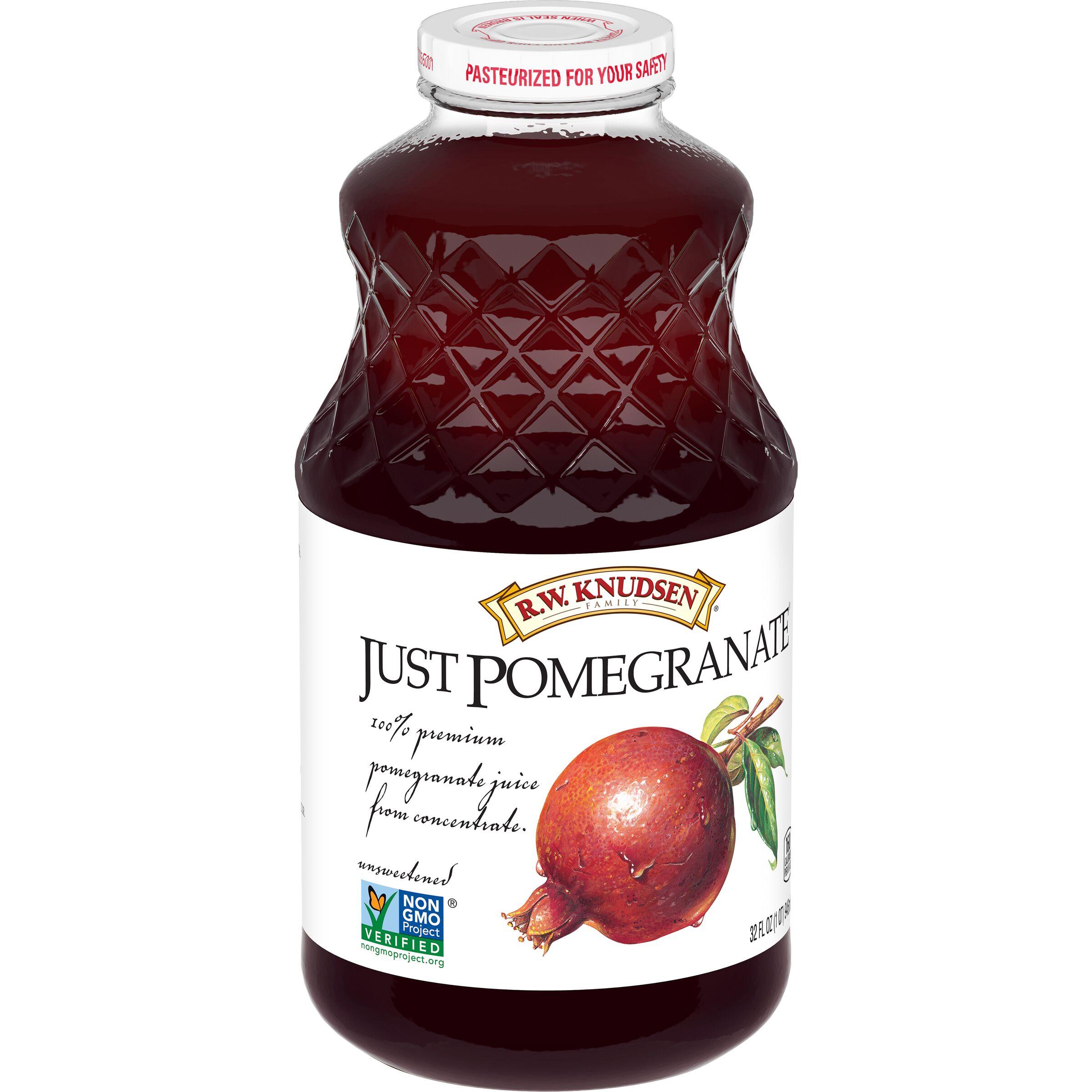 R.W. Knudsen Family  Just Pomegranate™ Juice