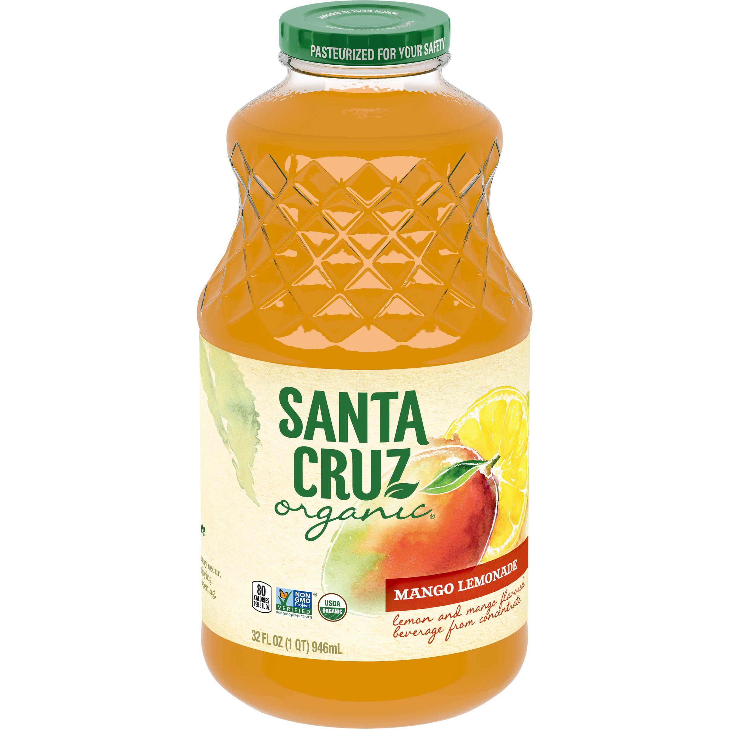 Santa Cruz Organic  Mango Lemonade