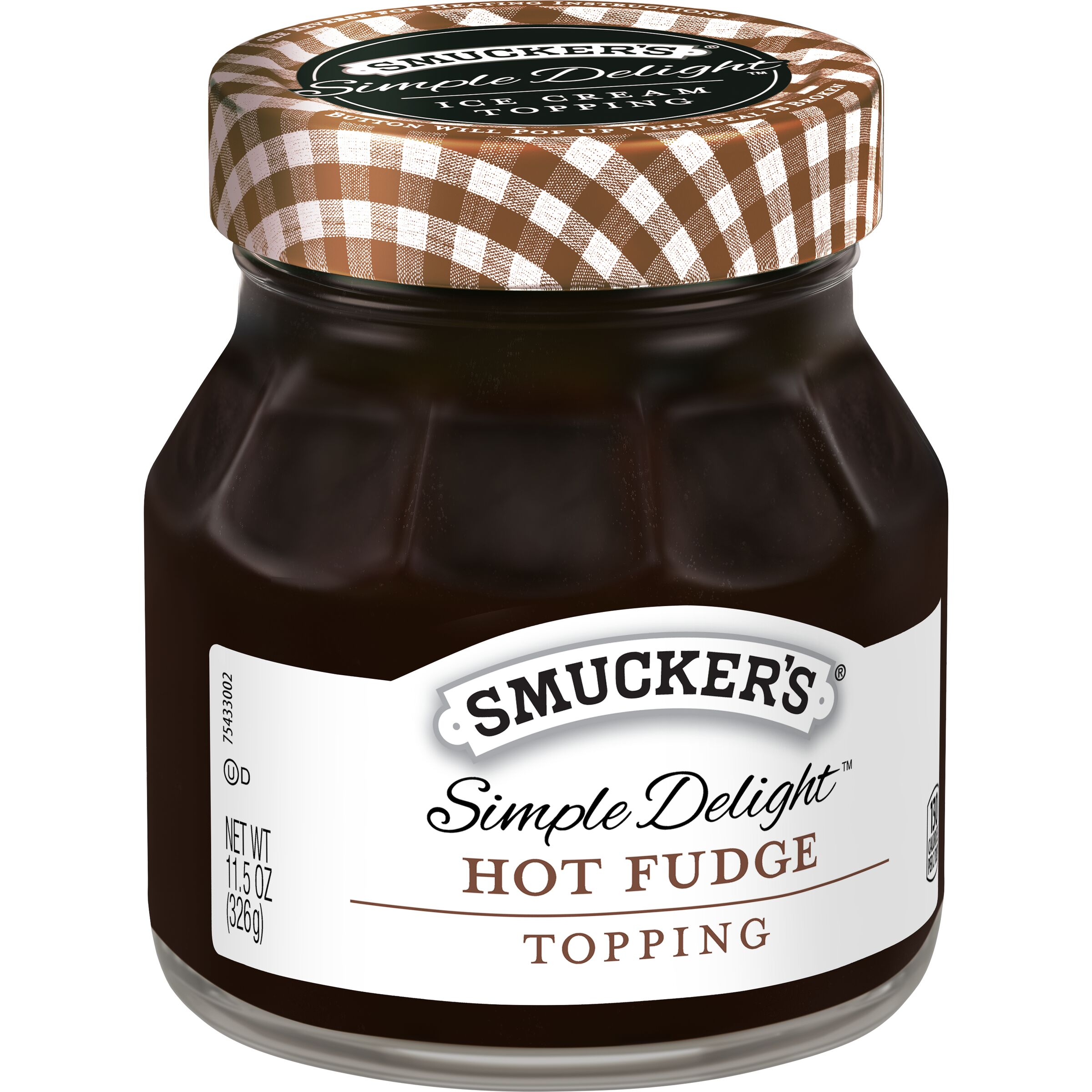 Smucker's  Simple Delight™ Hot Fudge Topping
