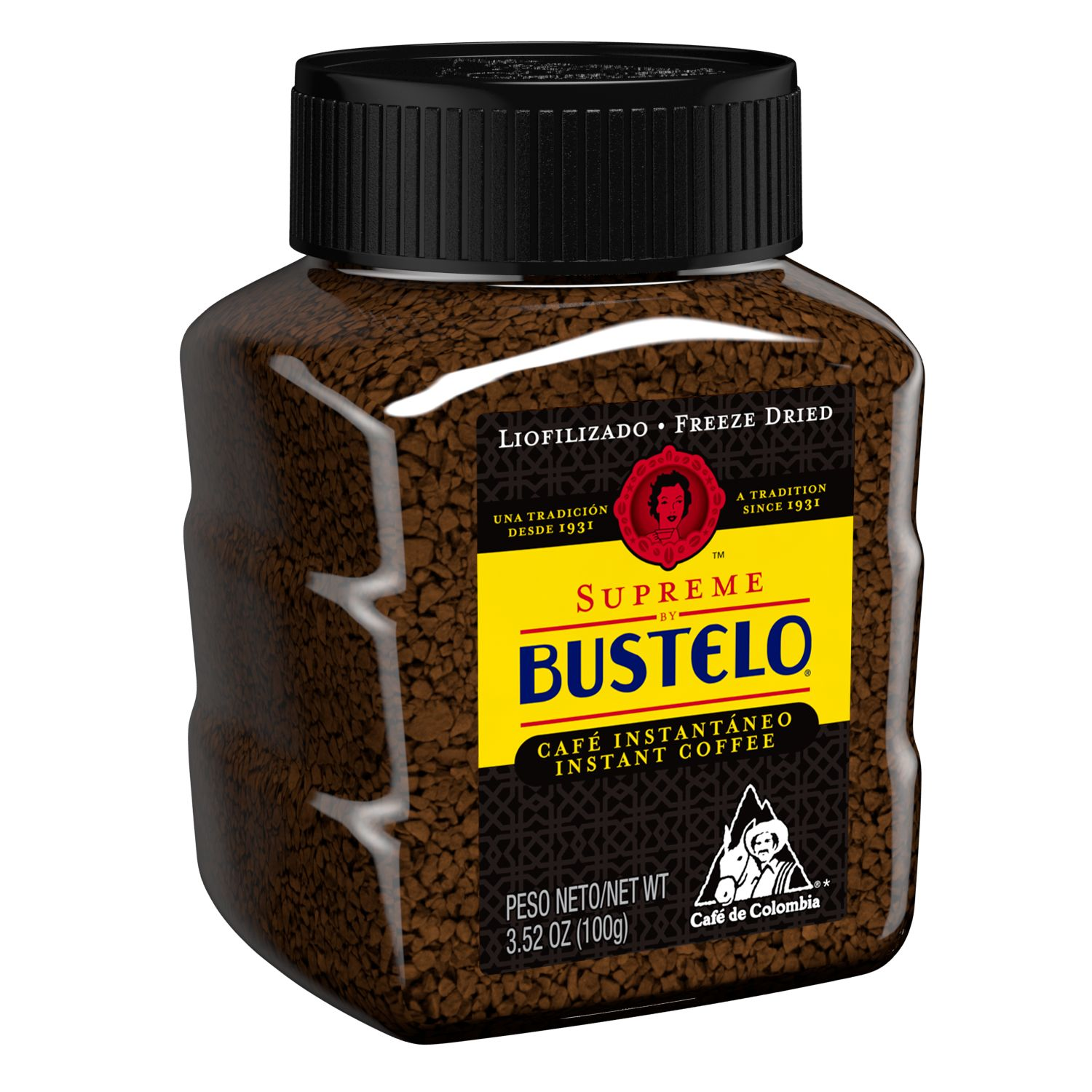 Cafe Bustelo  Supreme Freeze Dried Coffee