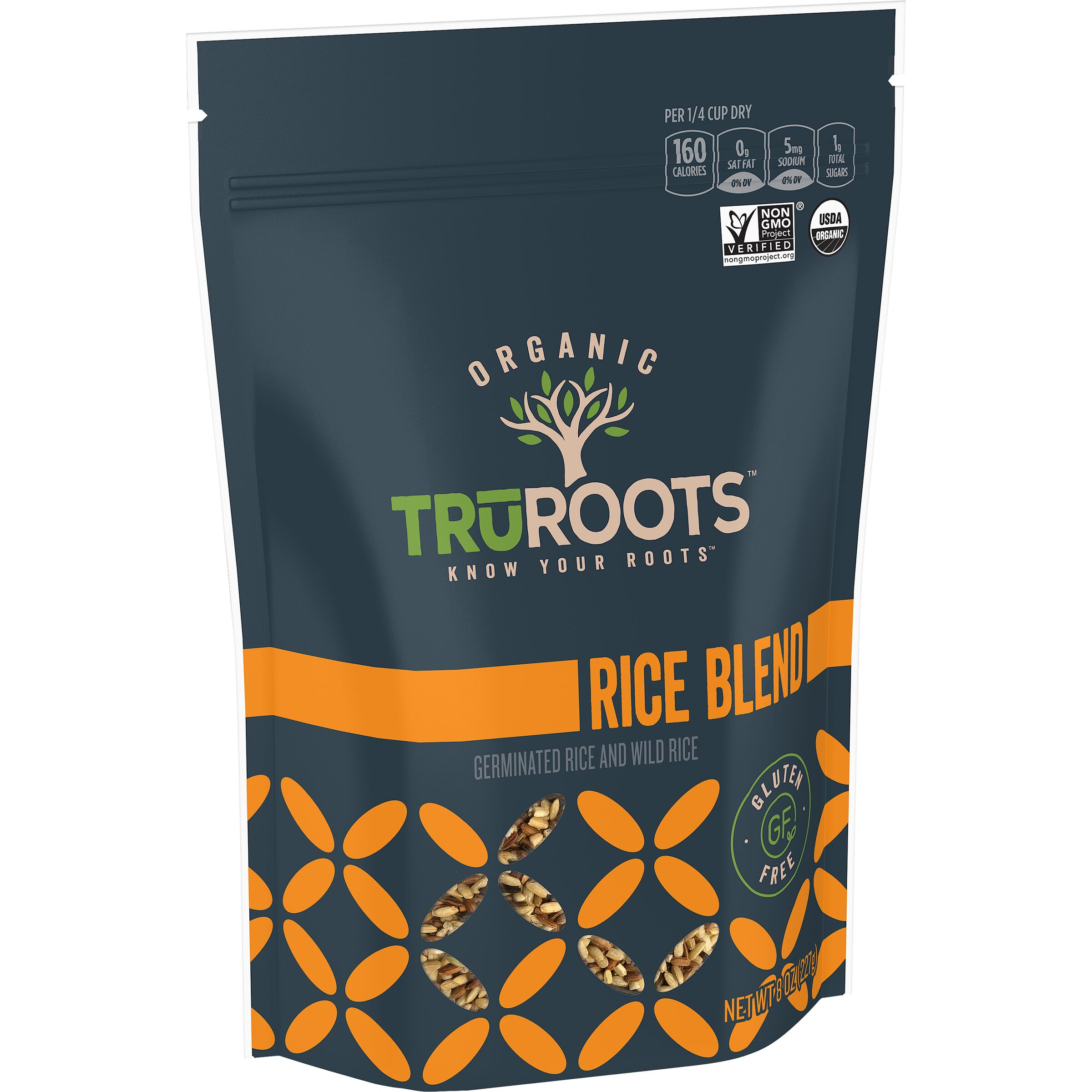 truRoots  Organic Accents Sprouted Rice Trio