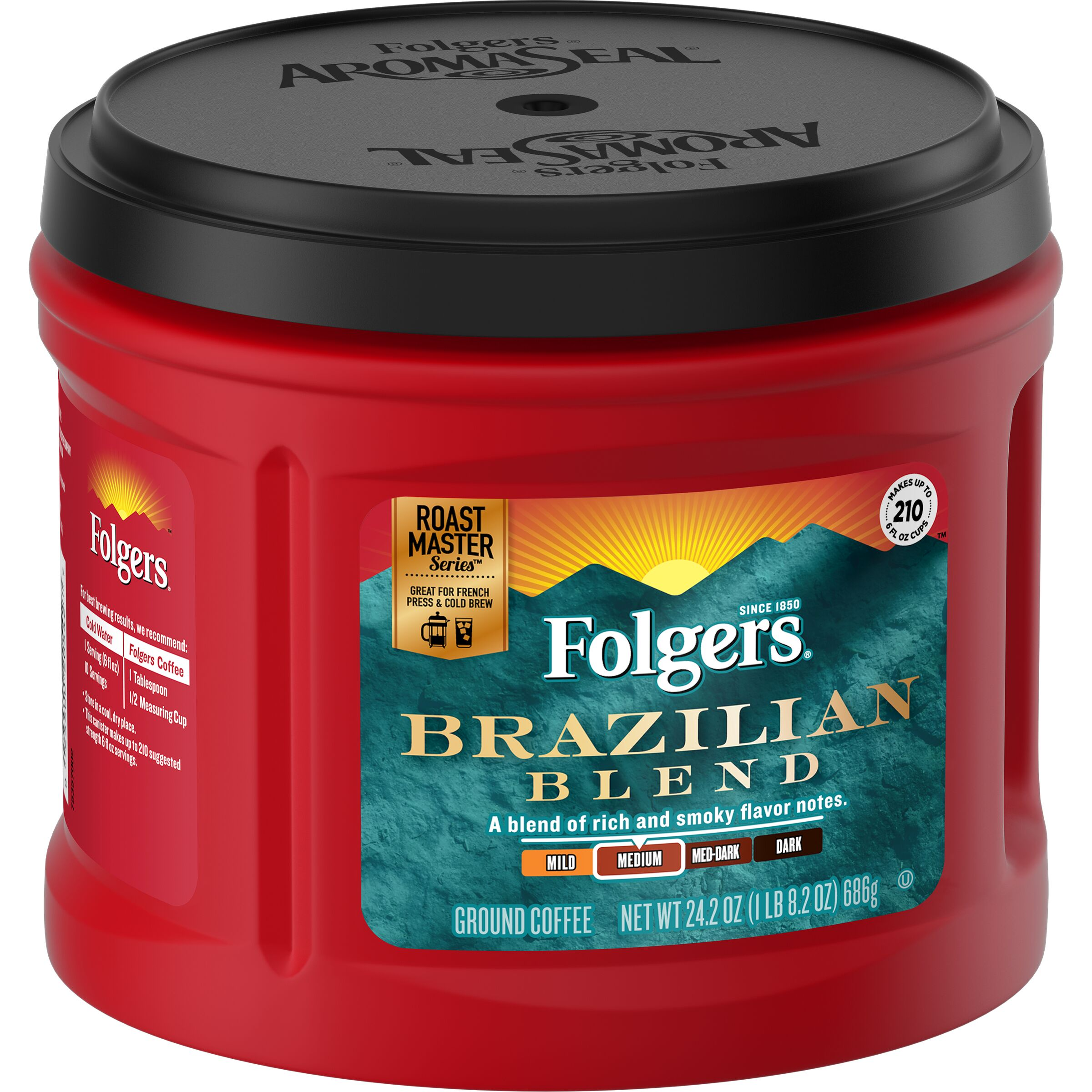 Folgers<sup>®</sup>  Brazilian Blend Coffee