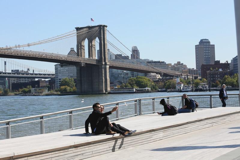布鲁克林大桥,17号码头